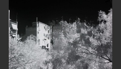 Infrared 850nm Modified Canon 1200D X70 Rebel T5 For Black And White Photography