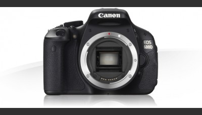 590nm Infrared Converted Refurbished Canon 600D (EOS Kiss X5, EOS Rebel T3i)