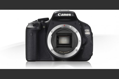 Full Spectrum Converted Refurbished Canon 600D (EOS Kiss X5, EOS Rebel T3i)