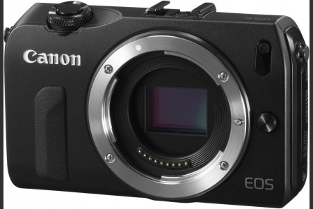 Infrared 590nm Modified Canon EOS M