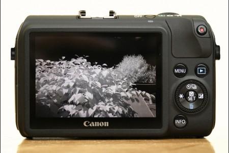 Full Spectrum Modified Canon EOS M