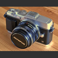 Conversion To A Full Spectrum Service For Olympus PEN