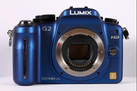 Full Spectrum Converted Panasonic G2 + Zoom Lens + IR Filters Kit