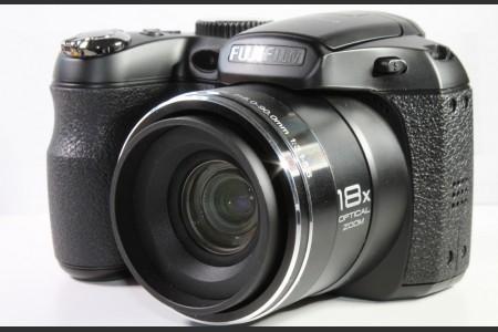 Full Spectrum Converted Fujifilm S Series Camera