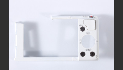 Sony A5000 Back Plastic White Spare Part Repair