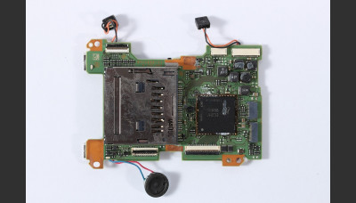 Sony A5000 Main PCB Logic Board Spare Part Repair. Not Working