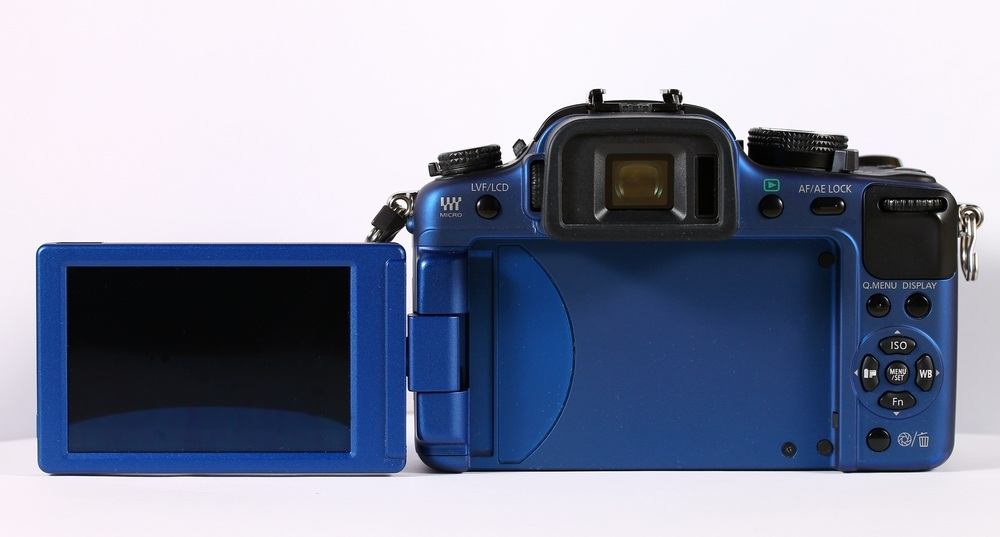 Full Spectrum Panasonic G2